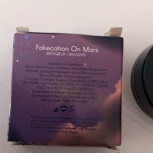 space case Makeup - 3 for $25 : space case bronzer + laruce brush